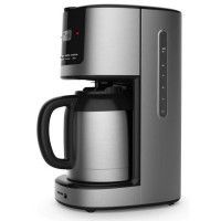 FAGOR FG659 Cafetiere filtre programmable isotherme - Inox