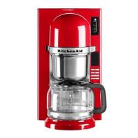 KITCHENAID 5KCM0802EER Cafetiere filtre programmable - Rouge Empire