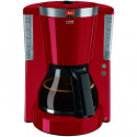 MELITTA 1011-17 Cafetiere filtre Look IV Selection - Rouge