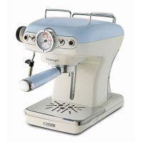 ARIETE 1389 Machine expresso classique Vintage - Bleu