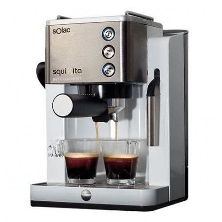SOLAC CE4494 Machine expresso classique New Squissita Intelligent