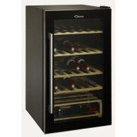 CANDY CCVA200GL - Cave a vin de service - 40 bouteilles - Pose libre - Classe B - L 52,5 x H 88,5 cm