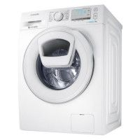 Samsung Addwash WW8EK6415SW - Lave linge frontal - 8kg - 1400 trs / min - A+++ - Moteur induction