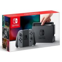 Console Nintendo Switch avec paire de Joy-Con gris