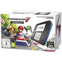 2DS Bleue + Mario Kart 7 Preinstalle