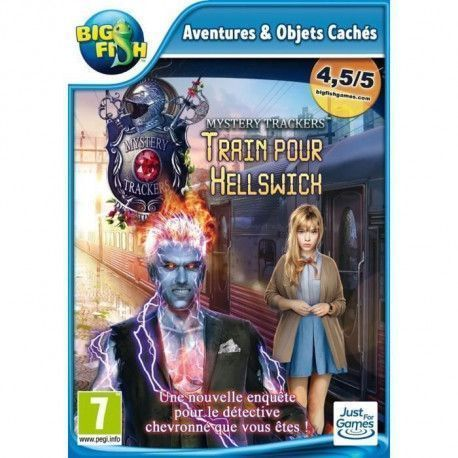 Mystery Trackers 11 Train pour Hellswich Jeu PC
