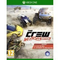The Crew Wild Run Edition - Jeu Xbox One