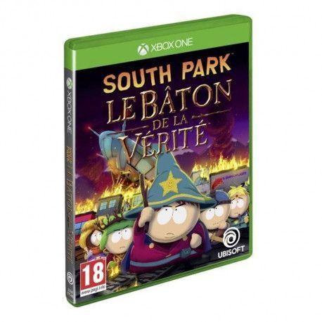 South Park Le Baton de la Verite HD Jeu Xbox One