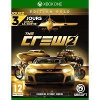 The Crew 2: Edition Gold Jeu Xbox One