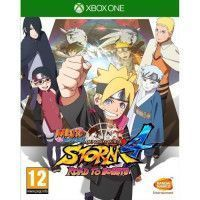 Naruto Shippuden : Ultimate Ninja Storm 4 Road to Boruto Jeu Xbox One