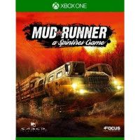 Spintires: MudRunner Jeu Xbox One