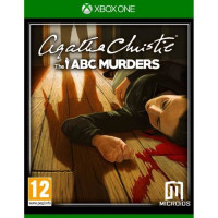 Agatha Christie The ABC Murders Jeu Xbox One
