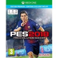 PES 2018 Premium D1 Edition Xbox One