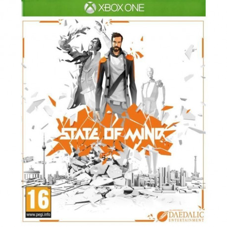 State of Mind Jeu Xbox One