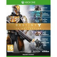Destiny La Collection Jeu Xbox One