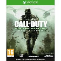 Call of Duty Modern Warfare Remastered Jeu Xbox One