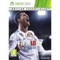 FIFA 18 Edition Essentielle Jeu Xbox 360