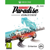 Burnout Paradise: Remastered Jeu Xbox One