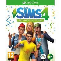 Sims 4 Edition Fete Deluxe Jeu Xbox One