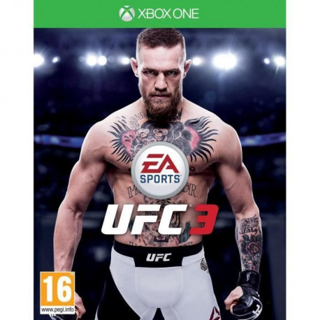 EA Sports UFC 3 Jeu Xbox One