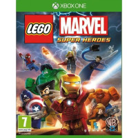 Lego Marvel Super Heroes Jeu XBOX One