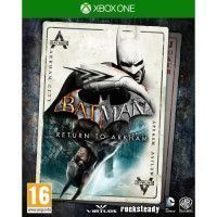 Batman : Return to Arkham Jeu Xbox One