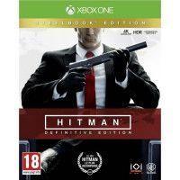 Hitman: Definitive Edition Steelbook Edition Jeu Xbox One