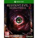 Resident Evil Revelations 2 Jeu Xbox One