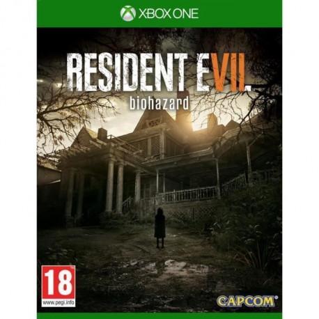 Resident Evil 7 Biohazard Jeu Xbox One