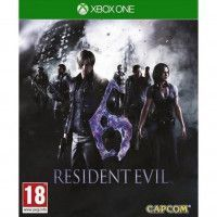 Resident Evil 6 Jeu Xbox One