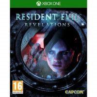 Resident Evil Revelations Jeu Xbox One