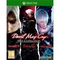 Devil May Cry HD Collection Jeu Xbox One