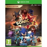 Sonic Forces Edition Bonus Jeu Xbox One