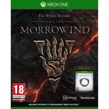 The Elder Scrolls Online: Morrowind Jeu Xbox One