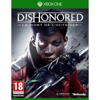 Dishonored : La Mort de lOutsider Jeu Xbox One