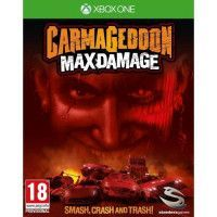 Carmageddon Max Damage Jeu Xbox One