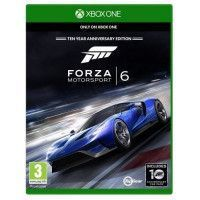 Forza Motorsport 6 Edition Day One Jeu Xbox One