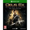 Deus Ex Mankind Divided Augmented Edition - Jeu Xbox One