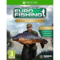 Euro Fishing: Collectors edition Jeu Xbox One