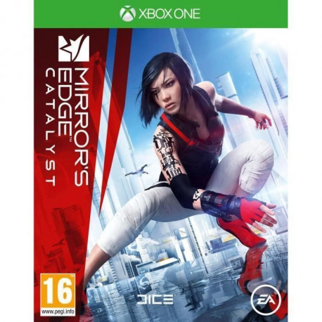 Mirrors Edge- Jeu Xbox One