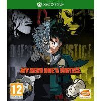 My Hero Ones Justice Jeu Xbox One