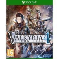 Valkyria Chronicles 4 Jeu Xbox One