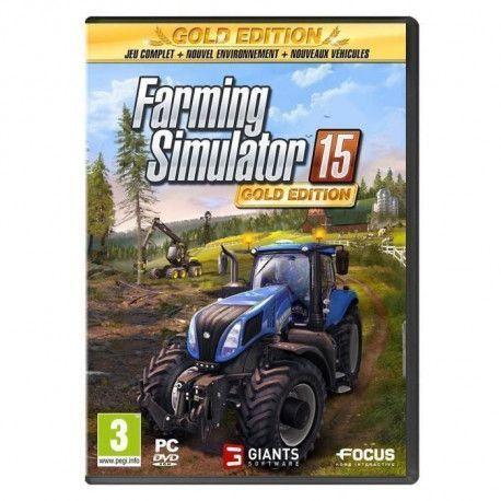 Farming Simulator 15 Gold Jeu PC