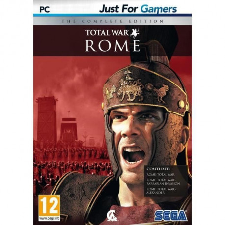 Rome Total War The Complete Edition Jeu PC