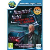 Haunted Hotel 11 - Le Boucher de lAxiom Jeu PC