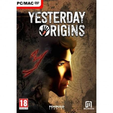 Yesterday Origins Jeu PC / MAC