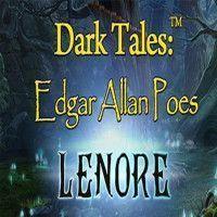 Dark Tales 11 Lenore par Edgar Allan Poes Jeu PC