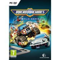 Micro Machines : World Series Jeu PC