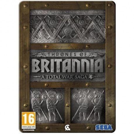 A Total War Saga - Thrones of Britannia: Edition Limitee Jeu PC