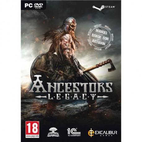 Ancestor Legacy Jeu PC